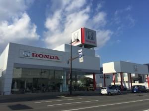 Honda Cars しなの 中御所店
